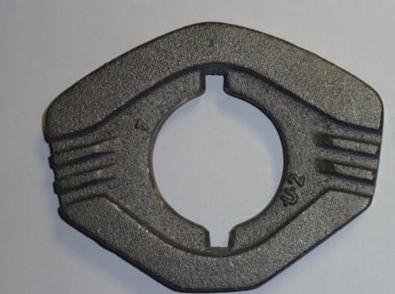 Rošt s chromem pro kotle na uhlí a dřevo Atmos