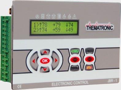 Ekvitermni elektronicky regulator ATMOS JER-1 s Wi-Fi