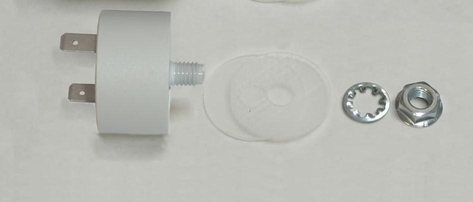 Rozbehovy kondenzator odtahového ventilatoru kotle atmos