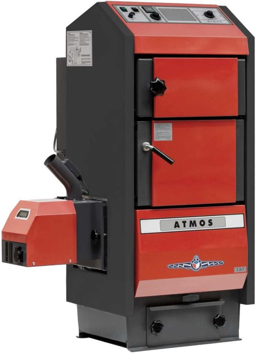 Automaticky kotel na pelety Atmos D30P
