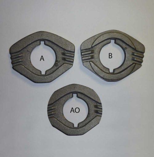 C0084 Rošt kruhový slabý 20 mm s chromem-od 8/2016-C18S