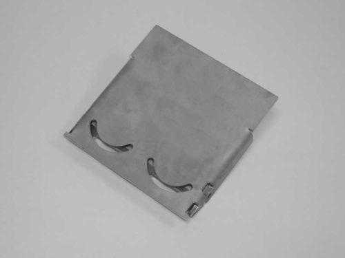 H0225 držák-deska s ot.pro spirálu A25