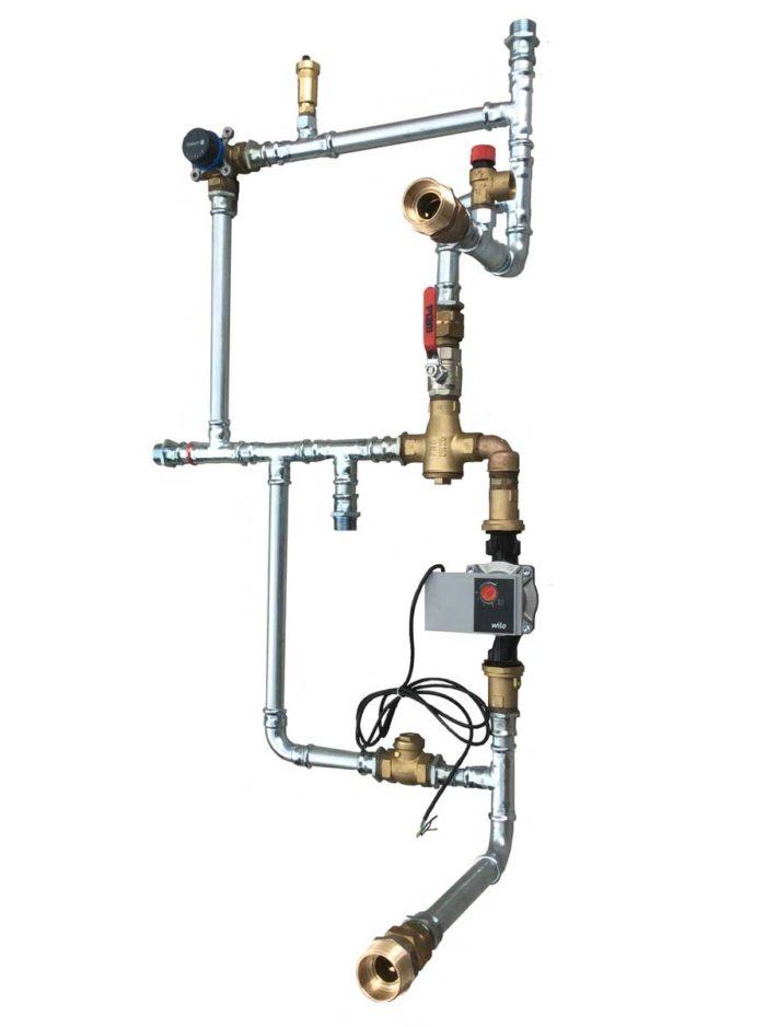 termoregulacni zapojeni ochrana proti nizkoteplotni korozi Atmos