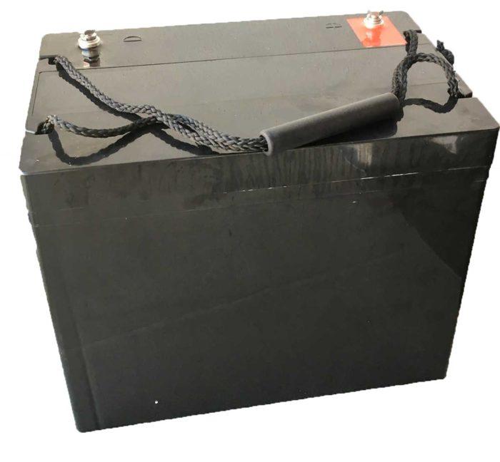 Akumulator k zaloznimu zdroji 84 Ah