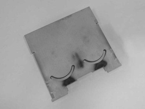 H0277 držák-deska zapalovací spirál hořáku A25