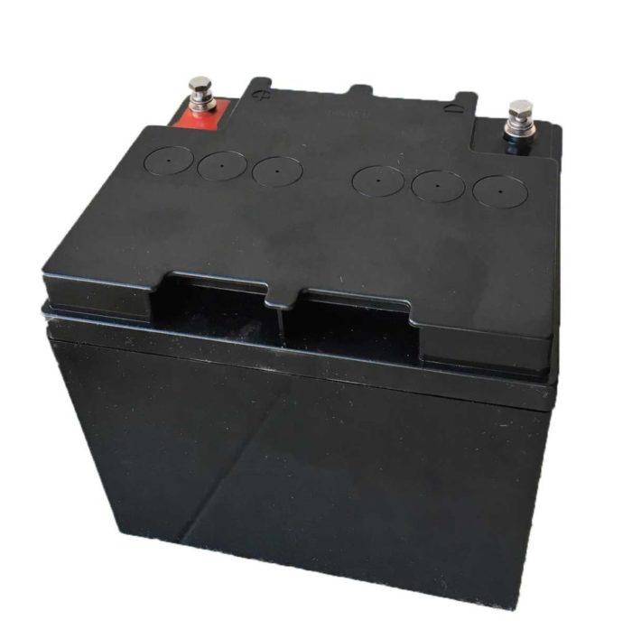Akumulator k zaloznimu zdroji 45 Ah