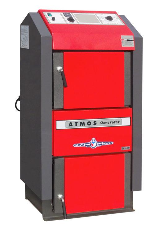 zplynovaci kotel na drevo atmos generator DC20GS