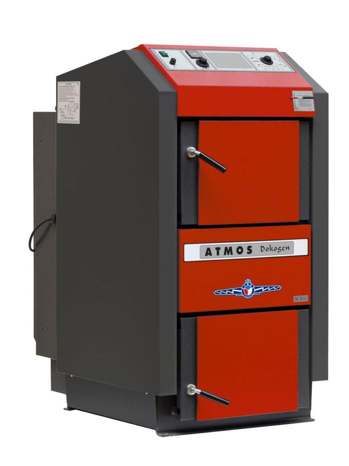 ekologicky zplynovaci kotel ATMOS dokogen DC50GD