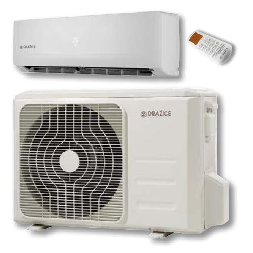 split klimatizace DZD AIR 2,6 kW venkovni + vnitrni jednotka